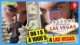 Trasformare 1 Dollaro in 1000 Dollari a Las Vegas - [Si Può Fare?] - theShow