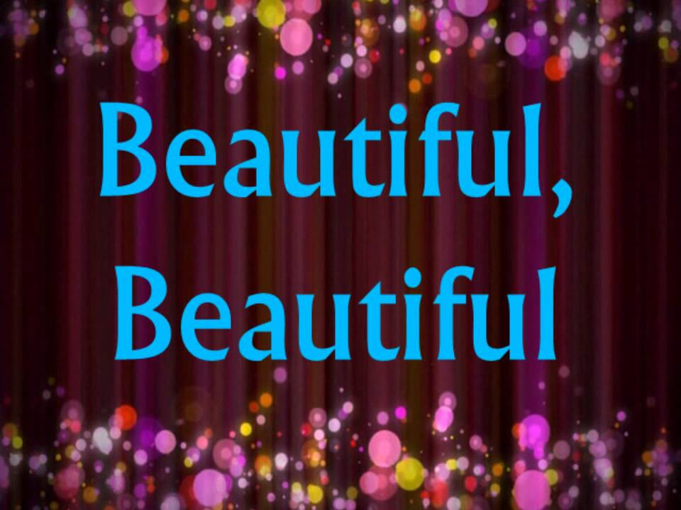 Beautiful Beautiful Francesca Battistelli Lyric video