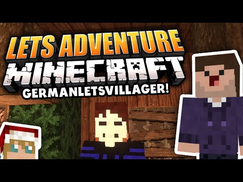 GermanLetsPlay in Minecraft?! | Map 7 | 1/2 | Let's Adventure YOUR Minecraft!