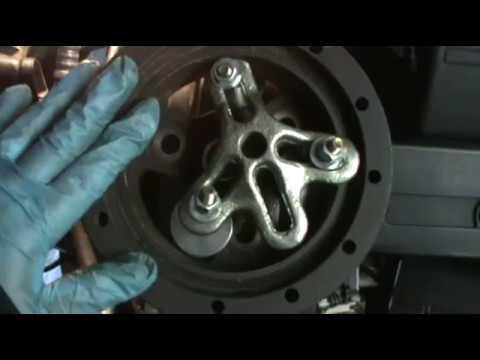 Harmonic Balancer Removal C4 1994 Corvette LT1 - YouTube