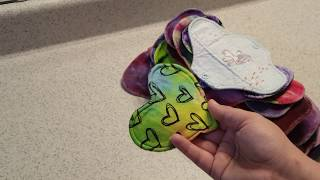 WIWTM August 2018 | Reusable Menstrual Products Video