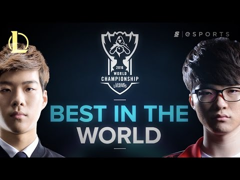 Best in the World: Smeb vs. Faker