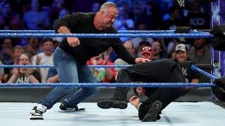 WWE Wal3ooha: شين ماكمان يخرج عن السيطرة ويعتدي على كيفن أوينز
