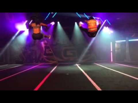 Angel Rice | The Allstar Games | Slow Motion | Cheerleader | Queen of Tumbling