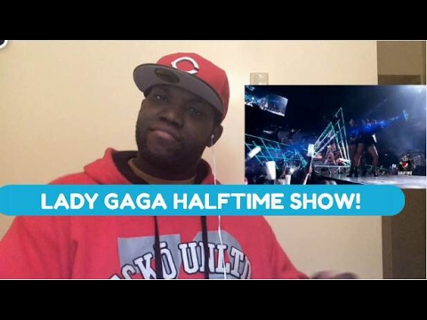 Lady Gaga 2017 Super Bowl Halftime Show Reaction