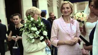 Сергей и Анастасия (MINI свадьба 07.09.2013)