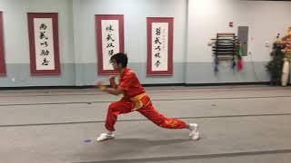 Eagle Claw Kung Fu - FOYA 2021 Featured Artist