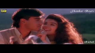 Aapko Dekh Kar((Eagle Jhankar))-Divya Shakti 1993-Kumar Sanu & Alka Yagnik-By Rubab