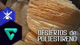 DESIERTOS DE POLIESTIRENO - Cosicas