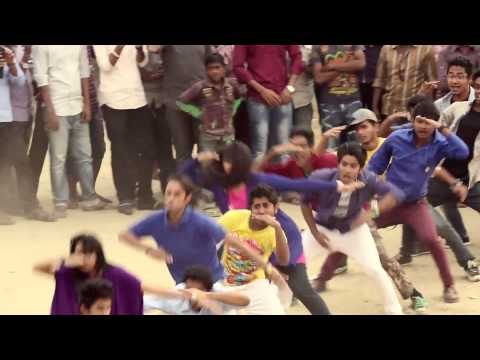 ICC World Twenty 20 Bangladesh 2014 - Flash Mob East Delta University