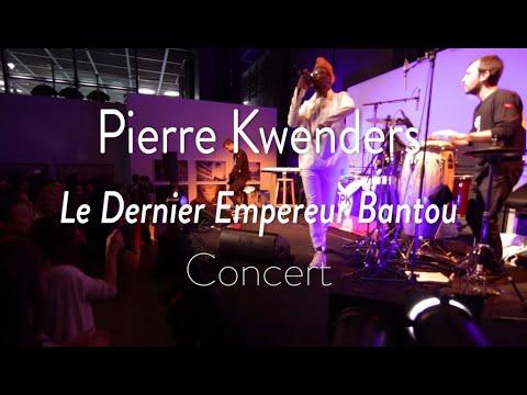 Pierre Kwenders, Le Dernier Empereur Bantou | Les Soirées Nomades - octobre 2015
