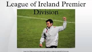 League of Ireland Premier Division