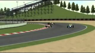 F1Race Campeonato de Invierno 2014 GP España