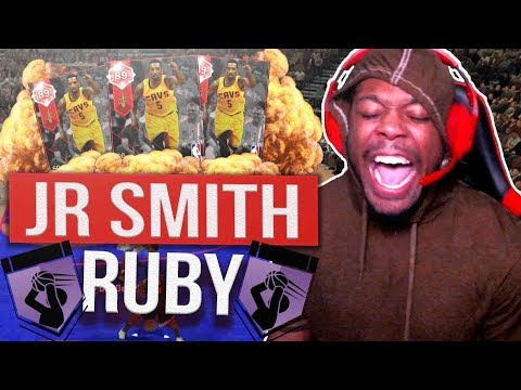 THE HENNY GOD STRAIGHT PIPED THESE SUCKAS.... PAUSE DOE! RUBY JR SMITH! NBA 2K18 MYTEAM GAMEPLAY
