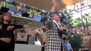Psy - Gangnam Style LIVE @ Rehab Las Vegas 10/21/12