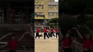 중학교 3학년 체육대회 장기자랑 (아이즈원 - 비올레타…