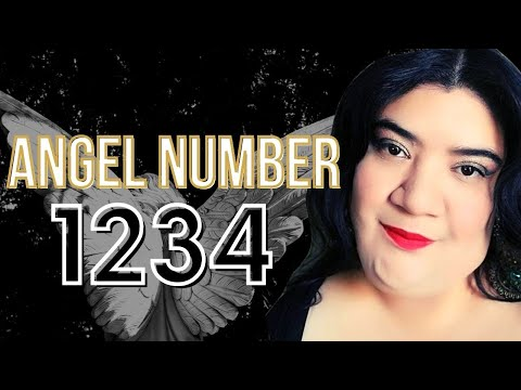 Repeating Number 1234  Numerology Angel Number