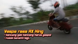 Video buat Vespa rasa RX King || Aji VAS download MP3, 3GP, MP4, WEBM, AVI, FLV Oktober 2018