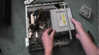 Disassemble HP Slimline Desktop