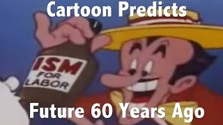 Download Cartoon predicts the future more than 60 years ago. This is amazing insight! Mp3 and Videos