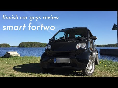 2004 Smart ForTwo Coupé Review - The Flying Car For The Future - From The Past!