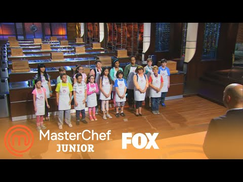 Meet Your Judges! | Season 2 Ep. 1 | MASTERCHEF JUNIOR