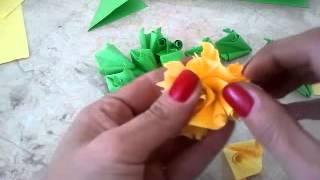Jak wykonać ozdobną różę z kręcio�...