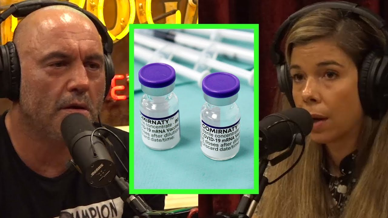 Download Dr. Rhonda Patrick on Vaccine Misinformation and Long-haul Covid