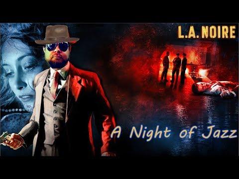 RomaDVD в роли детектива в L.A. Noire (Устрой Destroy - заказывай из описания , прямо на стриме ))