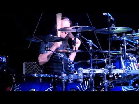 Kai Hahto Nightwish Drumcam 'Shudder Before The Beautiful' / 20.8.2016 Himos,Finland