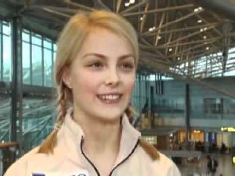 Finnish TV Interview With Kiira Korpi