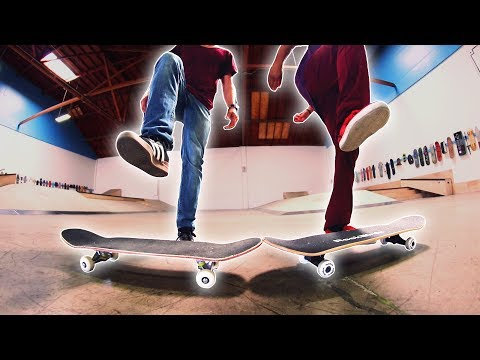 AMAZON SKATEBOARDS STOMP TEST!