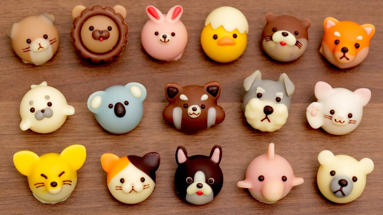 私のバレンタインデーについて Valentine's Day in Japan. kawaii chocolates. cute!
