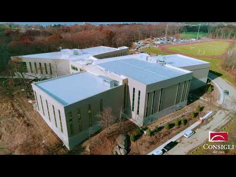 Consigli Construction - Hackley School Health & Wellness Center - 12/01/2017