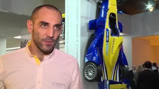 2016 Geneva Motor Show - Renault F1 Team | AutoMotoTV