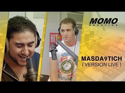Mohamed Adly avec Momo - Masda9tich ( Version live ) محمد عدلي - ماصدقتيش