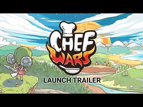 Chef Wars - Launch Trailer