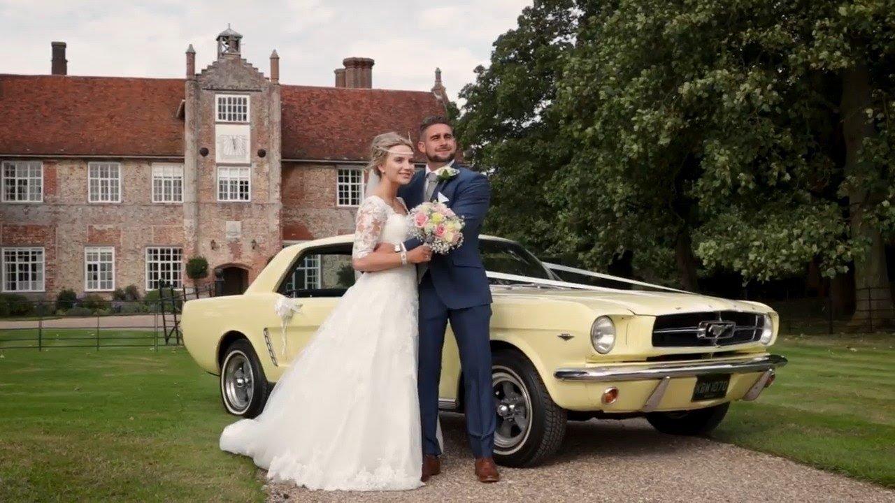Bruisyard Hall Wedding | Natalie & Michael