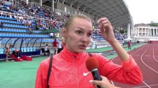 Александра Гуляева - Чемпионка России 2017