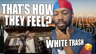 "Tom MacDonald & Madchild ""WHITE TRASH"" Black Guy Reaction"
