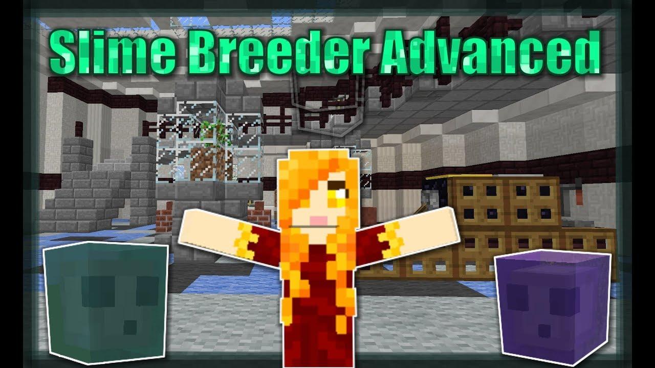 Slime Breeder Advanced - Mods - Minecraft - CurseForge