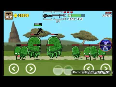 Stickman And Gun final level,  video test