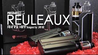 reuleaux rx75 by wismec