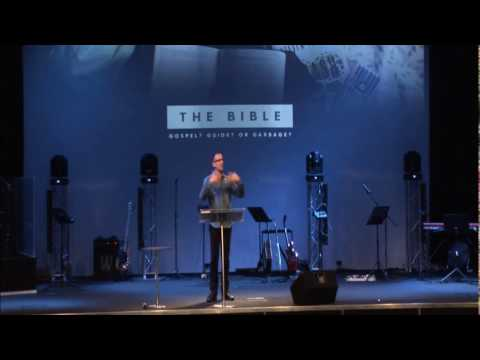 "Life City Church, Perth. 12 Feb 2017, Sunday 6pm. ""The Bible"", David Storer"