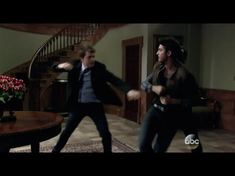 ~GH~ Michael gets into fist fight with Morgan 032315
