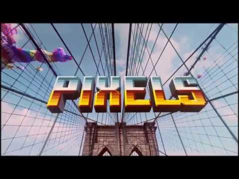 PIXELS - 1080p
