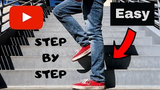 How to do the stair shuffle TheManThatDoes