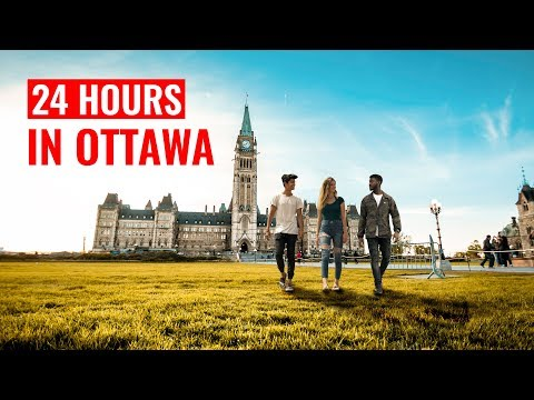 One Perfect Day | 24 Hours in Ottawa