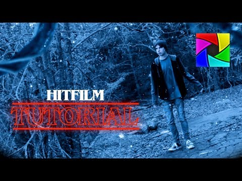 "HITFILM TUTORIAL | Create the ""Upside Down"" from Stranger Things!"