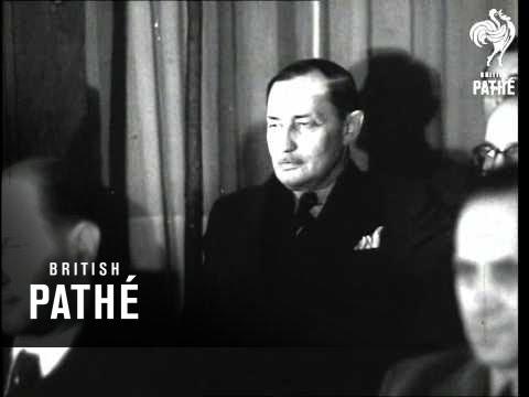 Union Meeting Czechoslovakia (1948)